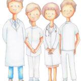 小児科医のイメージ