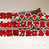 海街チャチャチャをNetflix以外で見る無料視聴方法はある?
